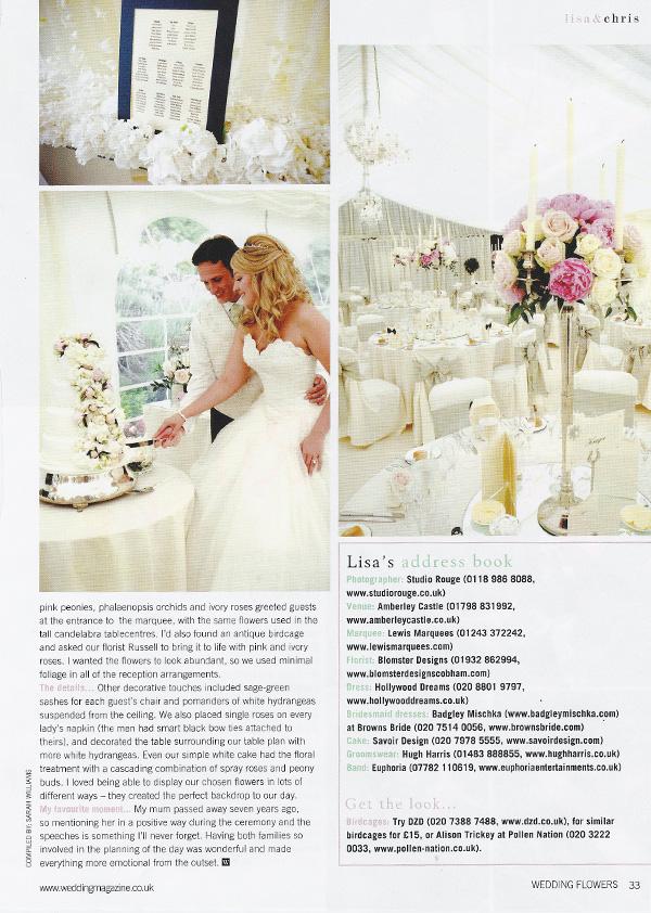 Wedding flowers2