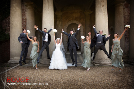 Wedding photography at Wotton House Studio Rouge (14)