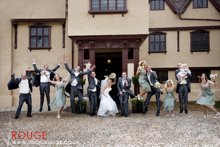 Wedding photography at Ufton Court in Berkshire by Studio Rouge0019