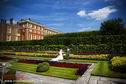 Wedding Photography by studio rouge at Hampton Court Palace017