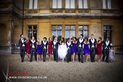 Wedding photography at Highclere castle (17)