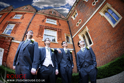 Wedding photography at Wotton House Studio Rouge (5)