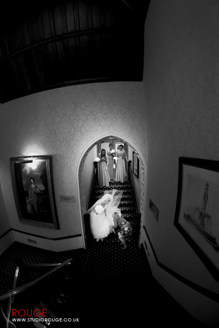 Wedding photography at Wotton House Studio Rouge (7)