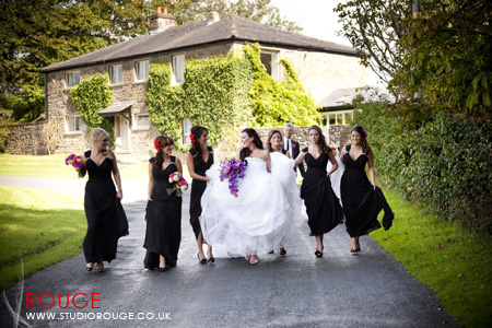 Wedding Photography at Stanley House Lancashire0016