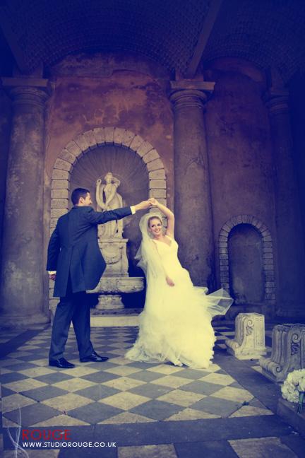 Wedding photography at Wotton House Studio Rouge (18)