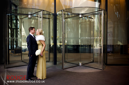Wedding photography at the Gherkin by Studio Rouge014