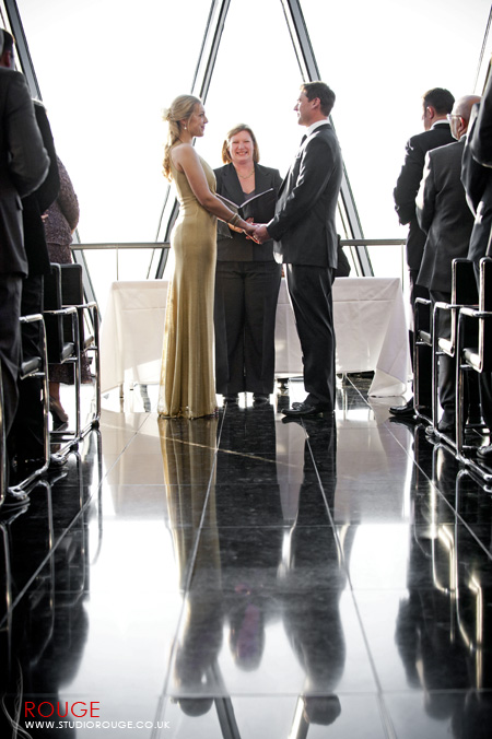 Wedding photography at the Gherkin by Studio Rouge044
