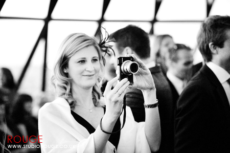 Wedding photography at the Gherkin by Studio Rouge063