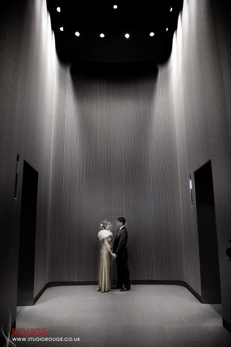 Wedding photography at the Gherkin by Studio Rouge025