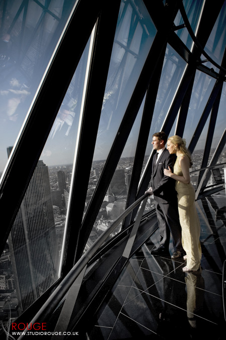 Wedding photography at the Gherkin by Studio Rouge033