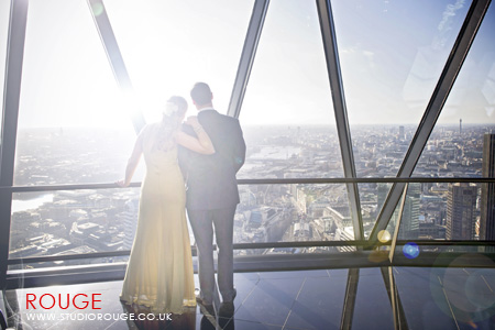 Wedding photography at the Gherkin by Studio Rouge036