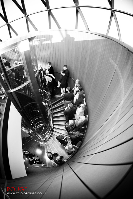 Wedding photography at the Gherkin by Studio Rouge052