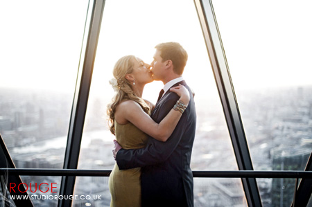 Wedding photography at the Gherkin by Studio Rouge061