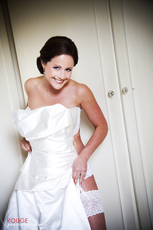 Wedding photography of Tuela & Jonny - Marquee Wedding0014
