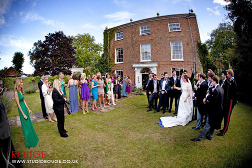 Wedding photography of Tuela & Jonny - Marquee Wedding0092