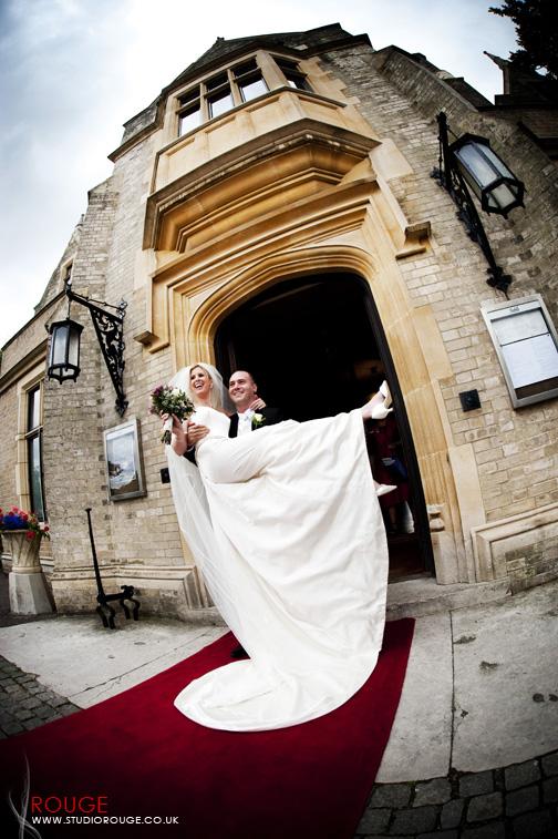 Carolyne & Scotts wedding photography at Foxhills by Studio Rouge0013