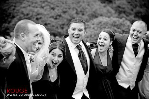 Carolyne & Scotts wedding photography at Foxhills by Studio Rouge0031