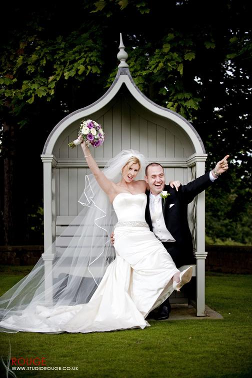 Carolyne & Scotts wedding photography at Foxhills by Studio Rouge0025