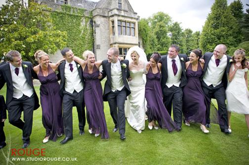 Carolyne & Scotts wedding photography at Foxhills by Studio Rouge0030