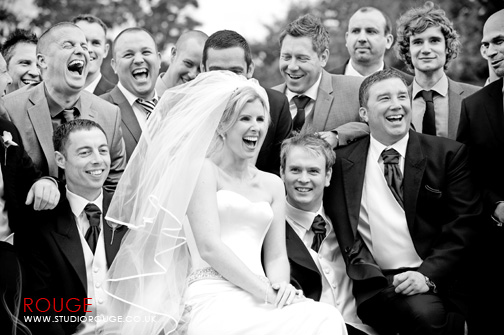 Carolyne & Scotts wedding photography at Foxhills by Studio Rouge0032